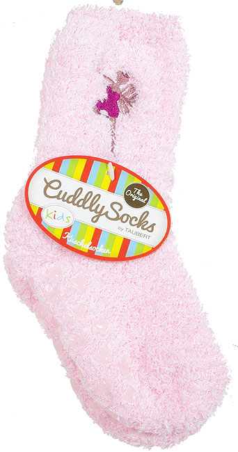TAUBERT 132754588 KIDS FAIRY CUDDLY SOCKS RÓŻ SKARPETY