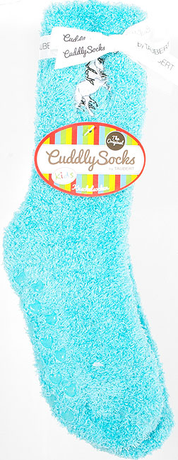 TAUBERT 132754588 KIDS FAIRY CUDDLY SOCKS TURKUS SKARPETY