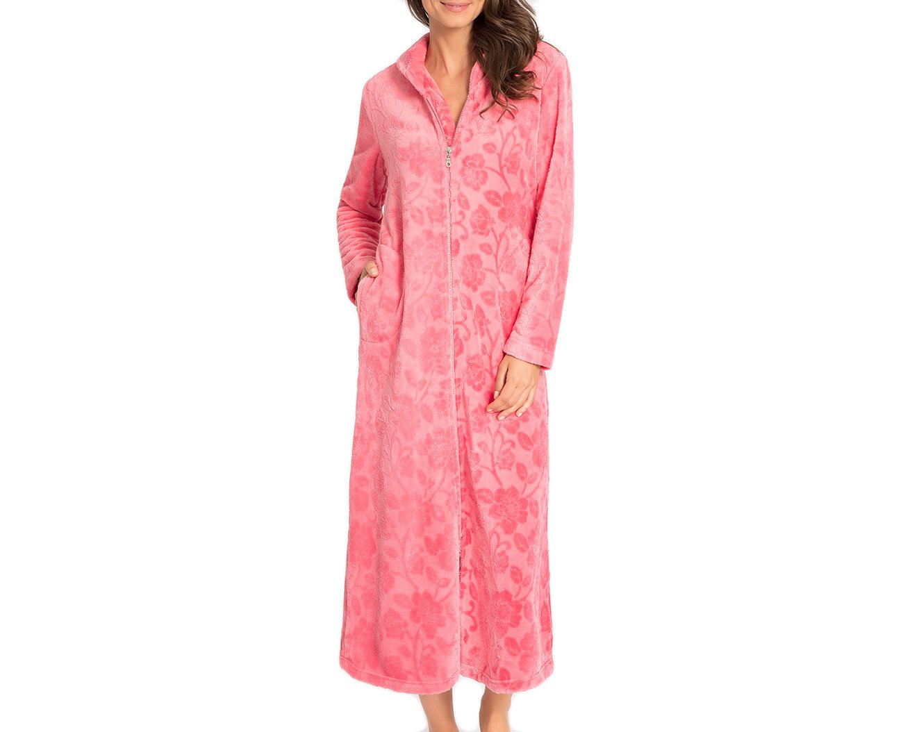 Taubert Roxane Robe English Rose 110 cm szlafrok